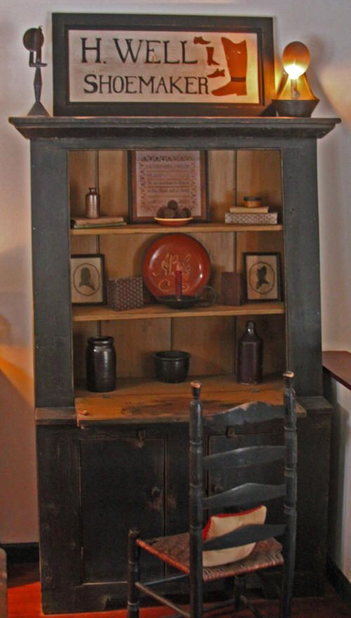 Primitives -Primitive Country Reproduction Furniture And