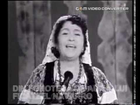 Maria Lataretu - Va las cantecele mele - varianta completa si unicata pe...