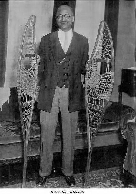 Matthew Henson - May, 1934 | Flickr - Photo Sharing!