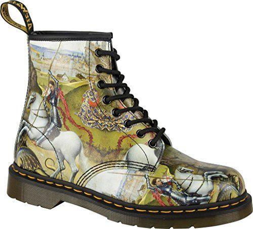 Dr. Martens Unisex 1460 Multi George/Dragon Backhand Boot