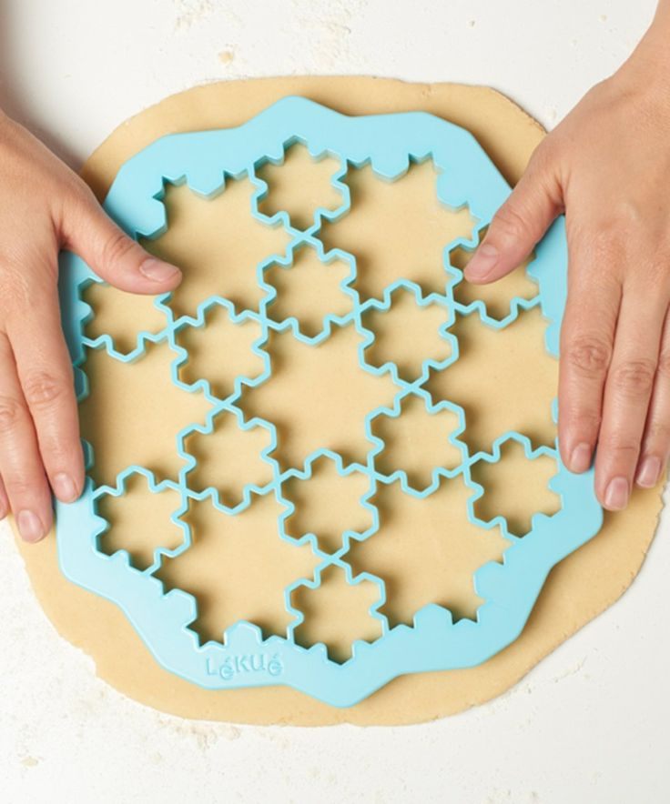 Take a look at this Snowflake Cookie Cutter today!