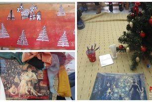 Πίνακες Χριστουγεννιάτικα δέντρα (δραστηριότητες)