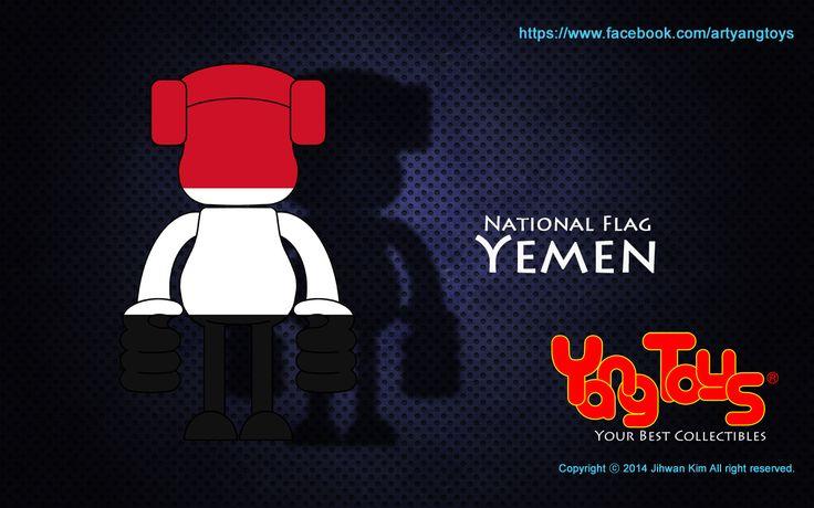 National Flags - Yemen