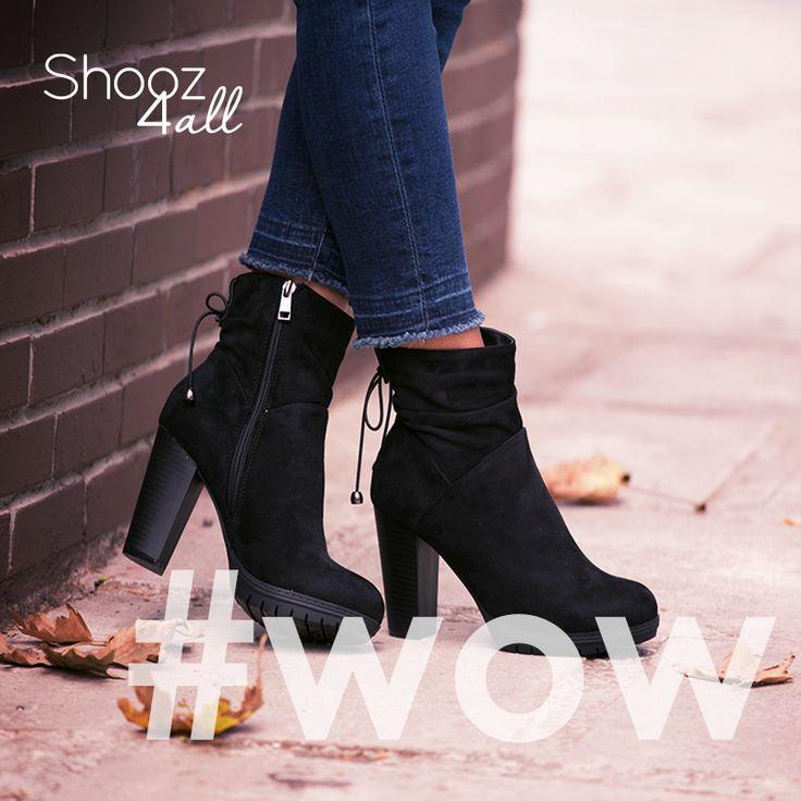 Κατάκτησε το φθνόπωρο με τα velvet μποτάκια: τακούνι ύψους 9 cm και σόλα από καουτσούκ! http://www.shooz4all.com/el/gynaikeia-papoutsia/mpotakia-takouni/veloute-botakia-me-kordoni-6520-f29-detail #shooz4all #veloute #botakia