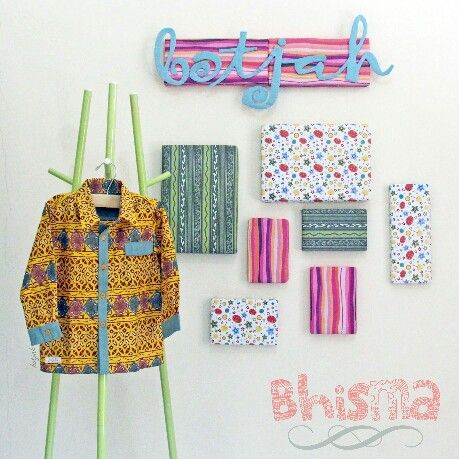 Style: Bhisma Fabric: Batik and Cotton  Check our IG: @botjah_id or Fanpage: Botjah for more detail ;)