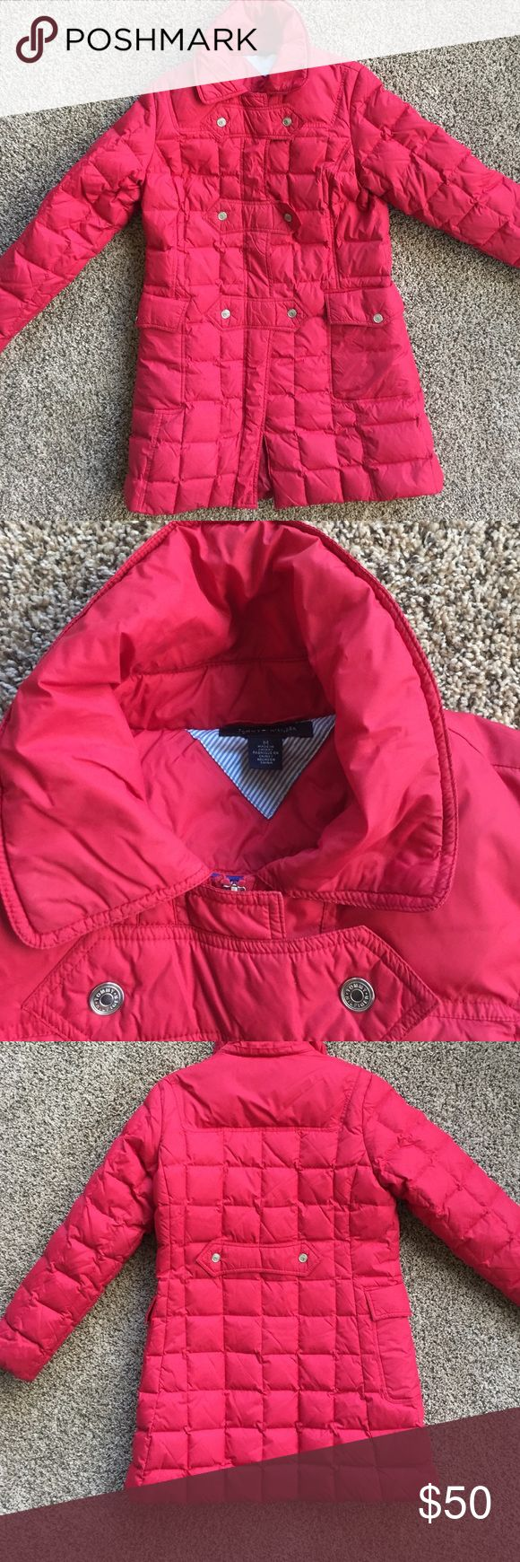 Tommy Hilfiger Down Jacket Excellent condition. Tommy Hilfiger Jackets & Coats Puffers
