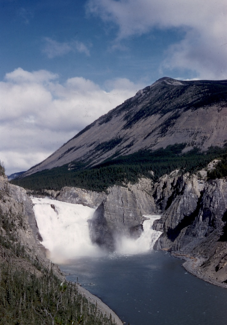Nahanni National Park, Northwest Territories.