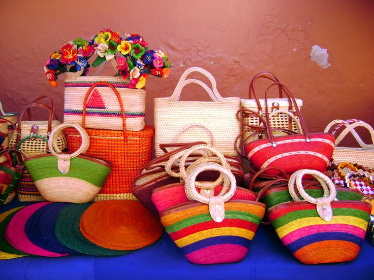 Handcrafts, Tequisquiapan, Queretaro, Mexico