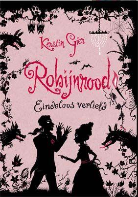 Edelsteen trilogie - Robijnrood geschreven door Kerstin Gier