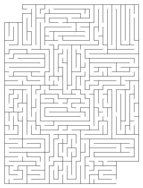 printable Free Mazes