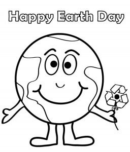 earth day coloring sheets - Pesquisa do Google