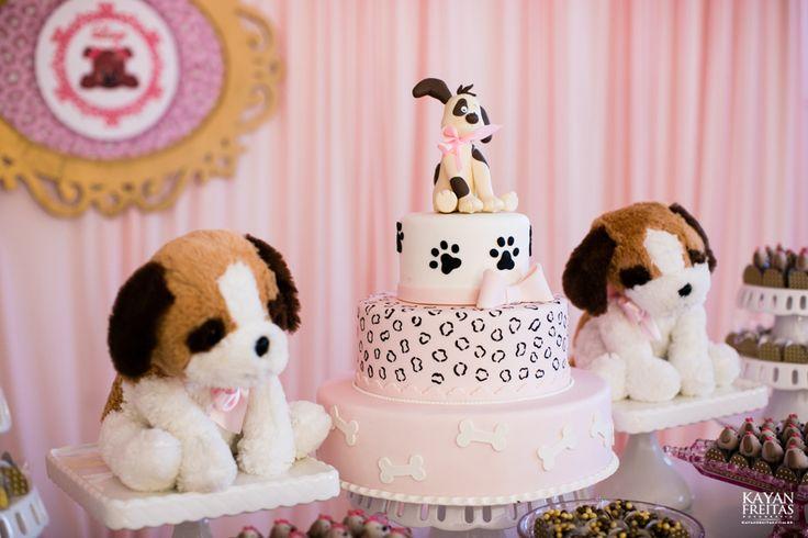 Festa cachorro/ bolo