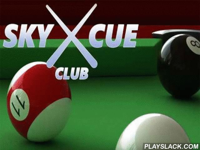 Sky Cue Club: Pool And Snooker  Android Game - playslack.com , contest disparate categories of billiards on billiard tables in an apartment of a building. pouch balls and enjoy the orientation. enhance your abilities competing  billiards in the billiard club of this game for Android. Do mind-blowing work. contest on tables of disparate magnitudes. contest in competitions with mighty AI oppositions. contest with your buddies using a solo machine. buy a collection of artifacts for your…
