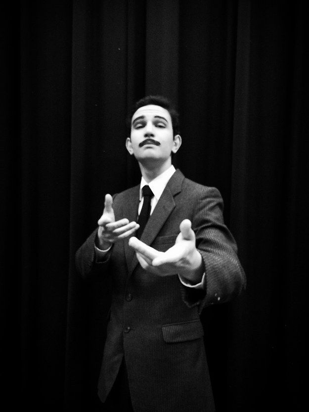 I got Gomez Addams! Which Addams Family Character Are You Destined To Be With?