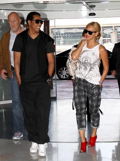 Au Revoir Paris: Beyonce Pictures - Celebrity Photos at Hollyscoop