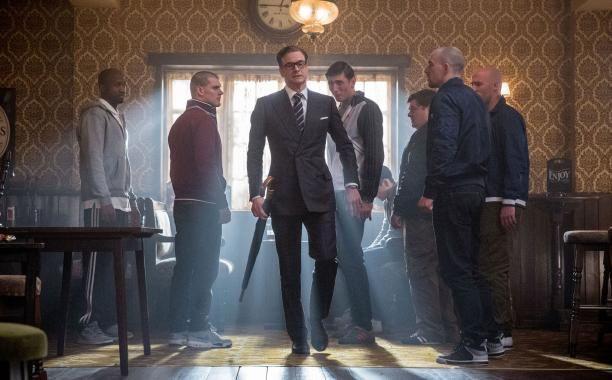 Colin Firth--Kingsman | EW.com