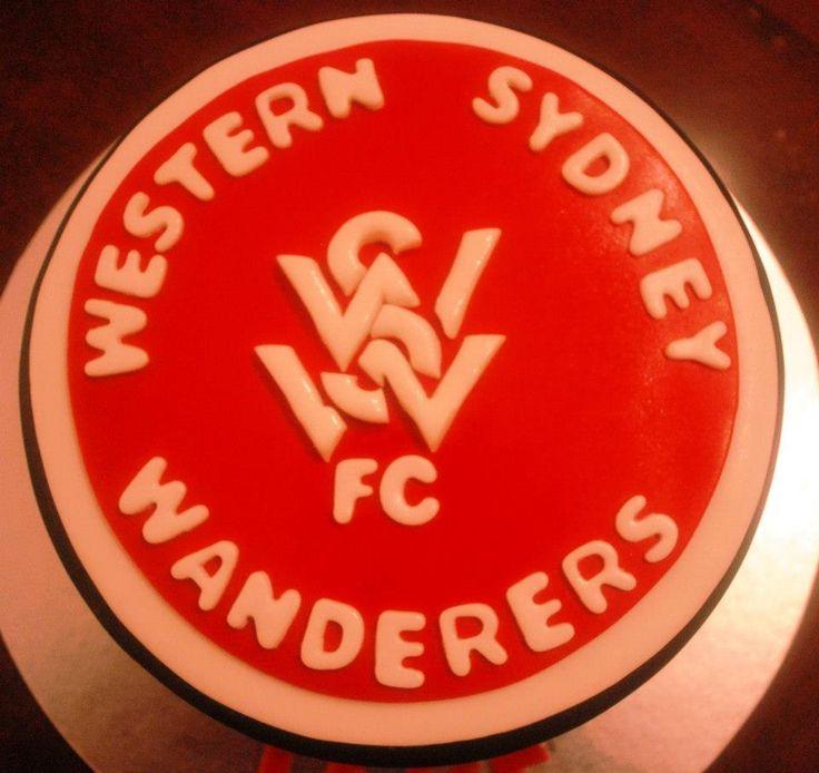 Western Sydney Wanderers Cake