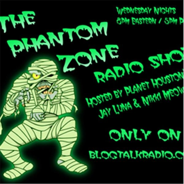 The Phantom Zone Radio Show, Char's Favorite BlogTalkRadio Show!