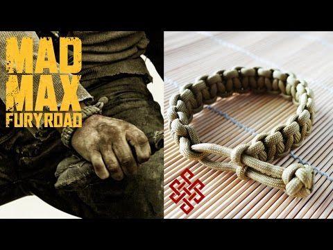 KappaUno: Braccialetto Paracord❌ stile MadMax...