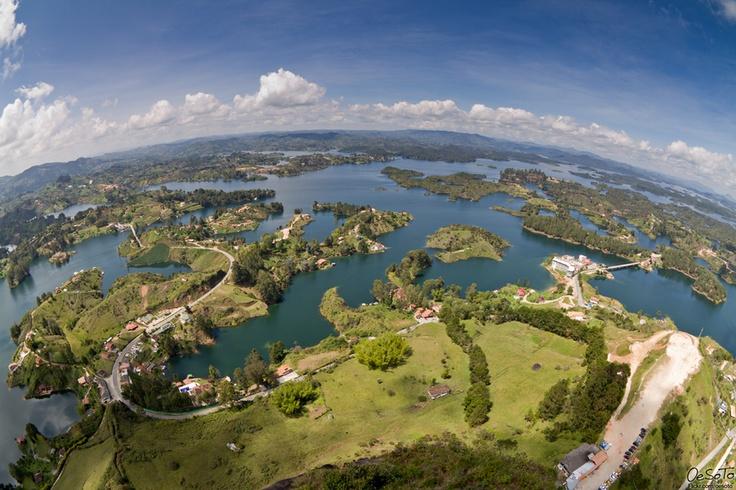 Guatapé, Antioquia - Colombia