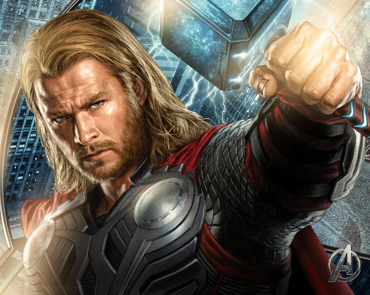The Avengers Wallpapers Thor
