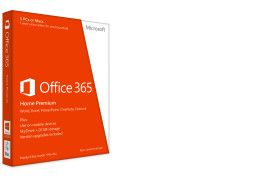 Get outstanding value with a 1 year subscription to Office 365 Home Premium.