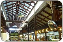 Fremantle Markets is located in Central Fremantle