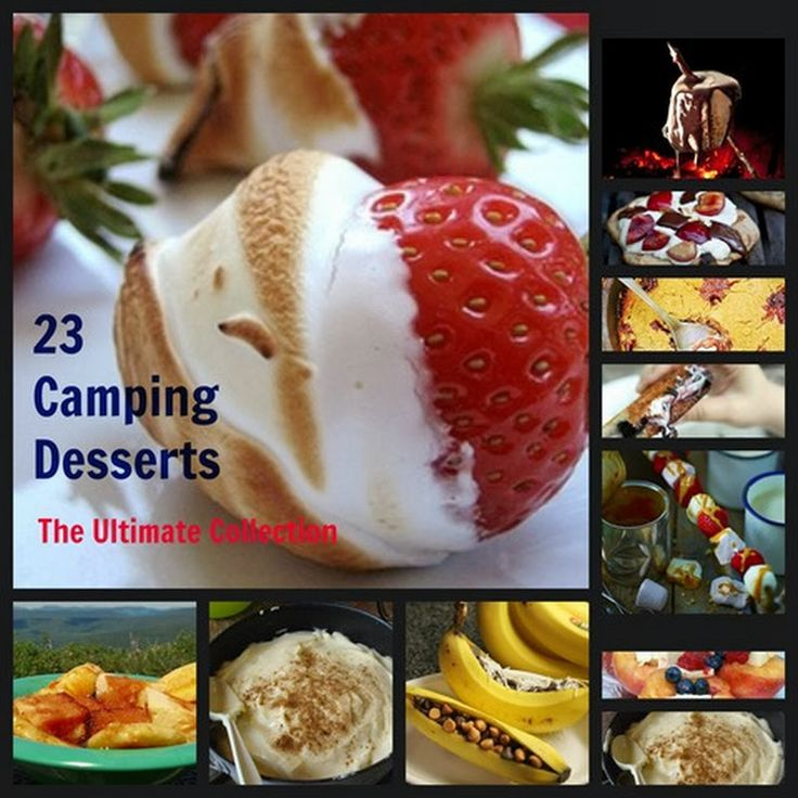 Easy camping recipes for groups
