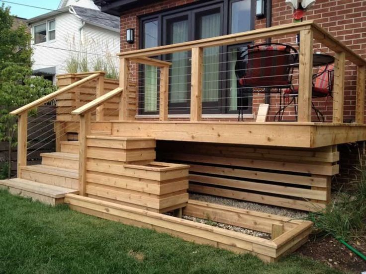 Best 25+ Deck railing design ideas on Pinterest | Railings ...