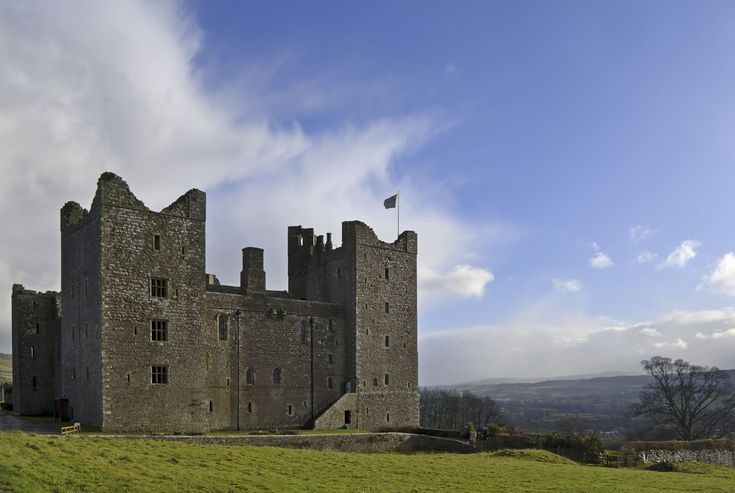 Bolton Castle  Leyburn, North Yorkshire