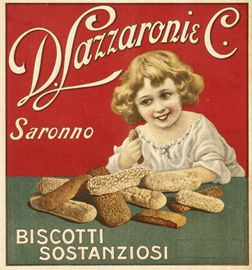 D. Lazzaroni C. Saronno (Biscotti Sostanziosi) #TuscanyAgriturismoGiratola
