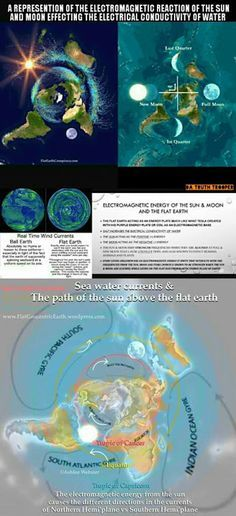 BIBLICAL FLAT EARTH COMMUNITY - Community - Google+