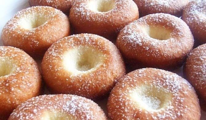 Velmi chutné donutky, které zachutnají každému. Vyzkoušejte si je připravit…