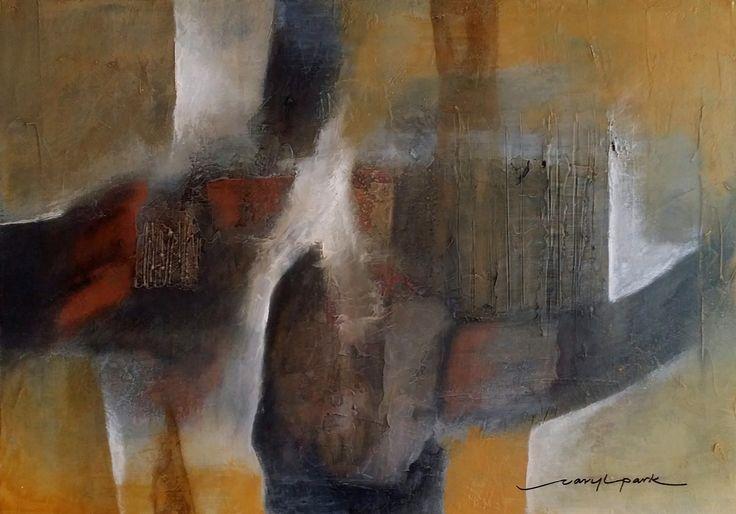 Abstract 'Rawhide'