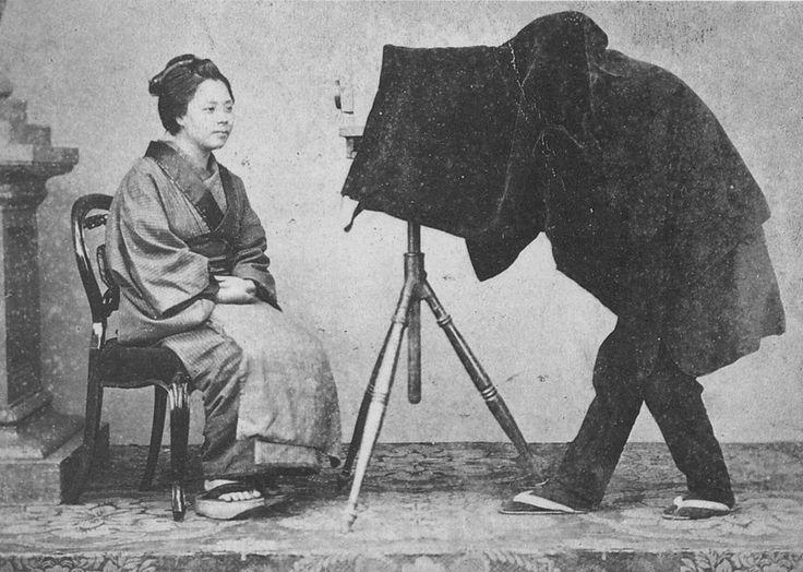 明治時代の写真家