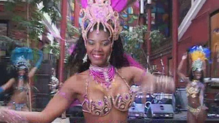 Танцы Шоу Бразильский карнавал Dance Show Brazilian carnival Dança carna...
