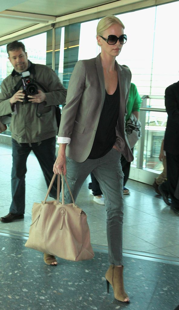 Charlize Theron Style....obsessed with her everyday style