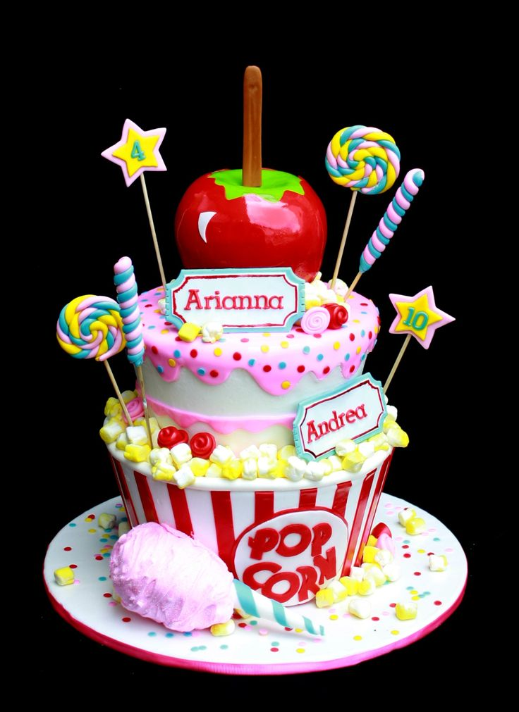 - Carnival Cake
