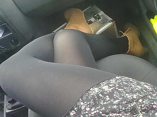 <3 black tights