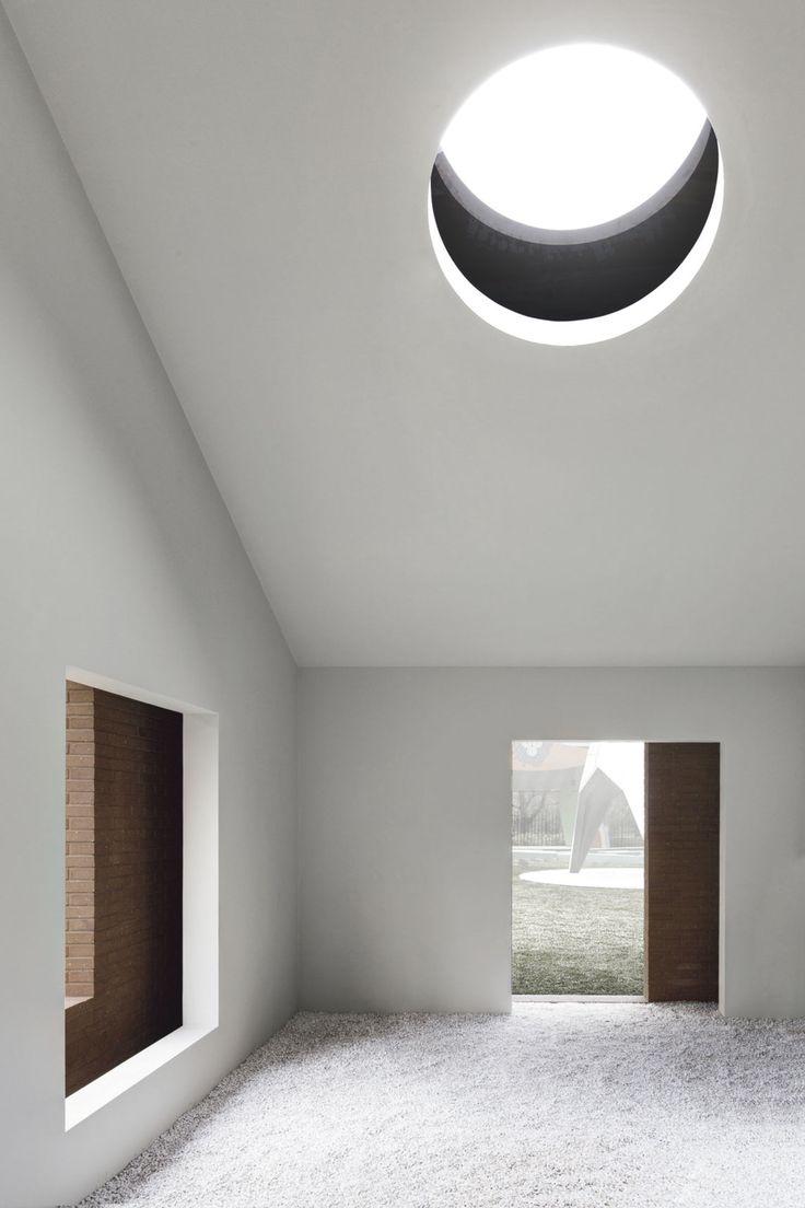 David Chipperfield Architects, Michelangelo Pistoletto, Giovanni Nardi, Andrea Martiradonna · Pavilion for the XXI Triennale di Milano · Divisare