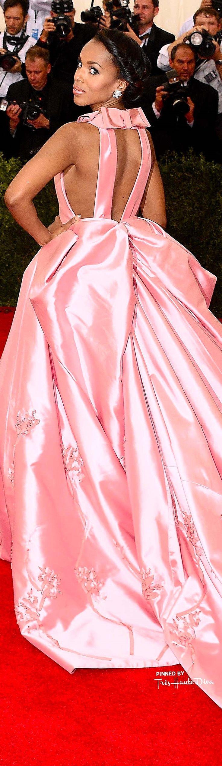 Kerry Washington in Prada  ♔ Très Haute Diva ♔