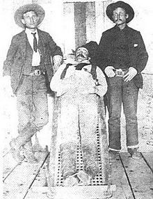 """William """"Tulsa Jack"""" Blake (c. 1859 - April 4, 1895) was an outlaw of the Old West, and member of the Wild Bunch gang. He had been a cowboy in Kansas through the 1880s, before drifting into Oklahoma Territory, where in 1892 he met outlaw Bill Doolin, and joined Doolin's Wild Bunch gang, sometimes called the Oklahombres, or the Doolin-Dalton Gang."""