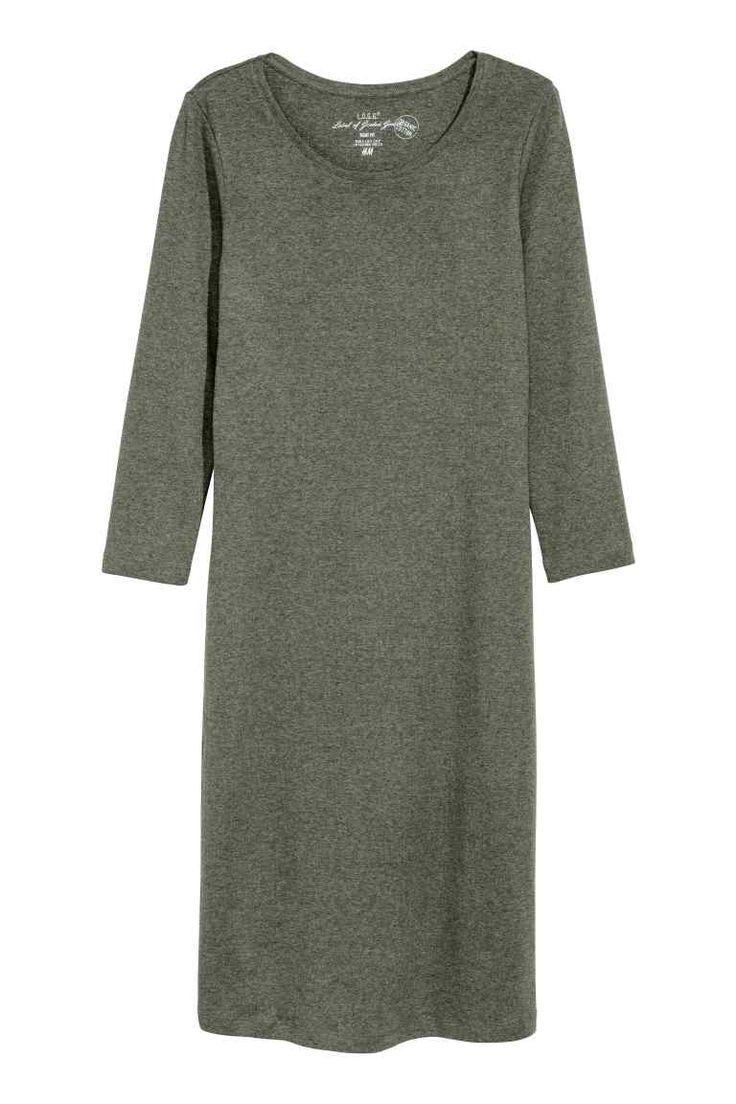Tricot jurk | H&M