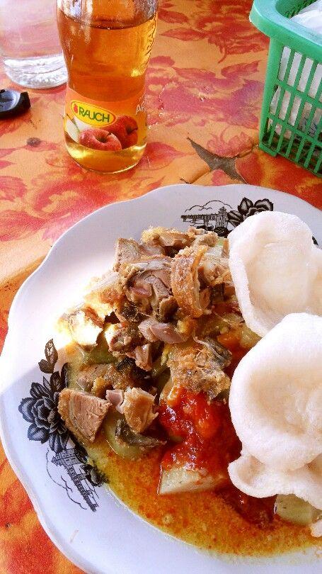 Lontong Sayur, indonesian food
