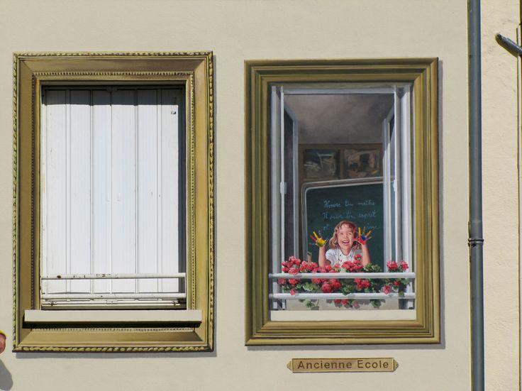 Tables Eyzin-Pinet by Patrick Commecy & A.Fresco (Isère, France)