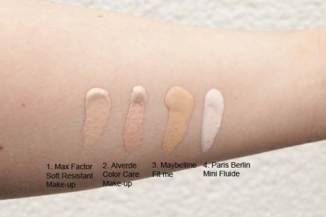 Makeup für extrem helle Haut | Cadika-beautyblog