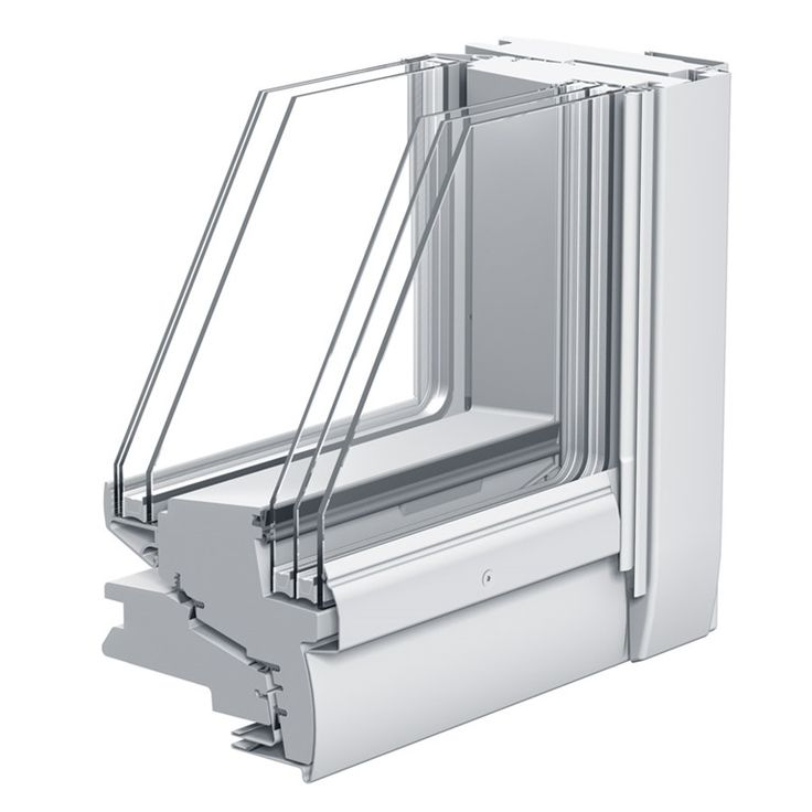 Cold Climate Solar Powered Passive House roof window