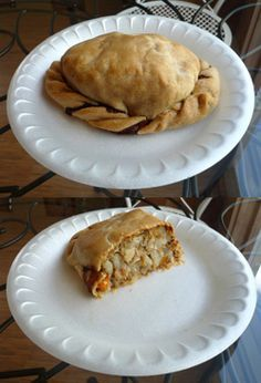 A Delicious Pasty Recipe from Michigan's Upper Peninsula