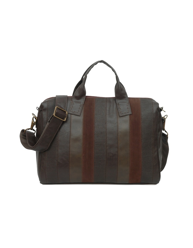A durable and spacious bag for men by Baggit.