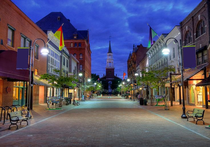Burlington, VT | 14 Underrated Places You'll Really Want To Move To